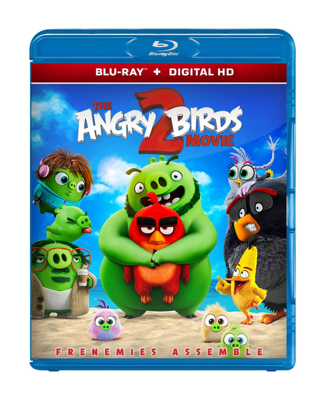 Angry Birds 2 2d 2019 Bluray Summer Sale Hot Deal Region Free